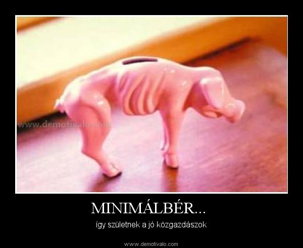 minimálbér