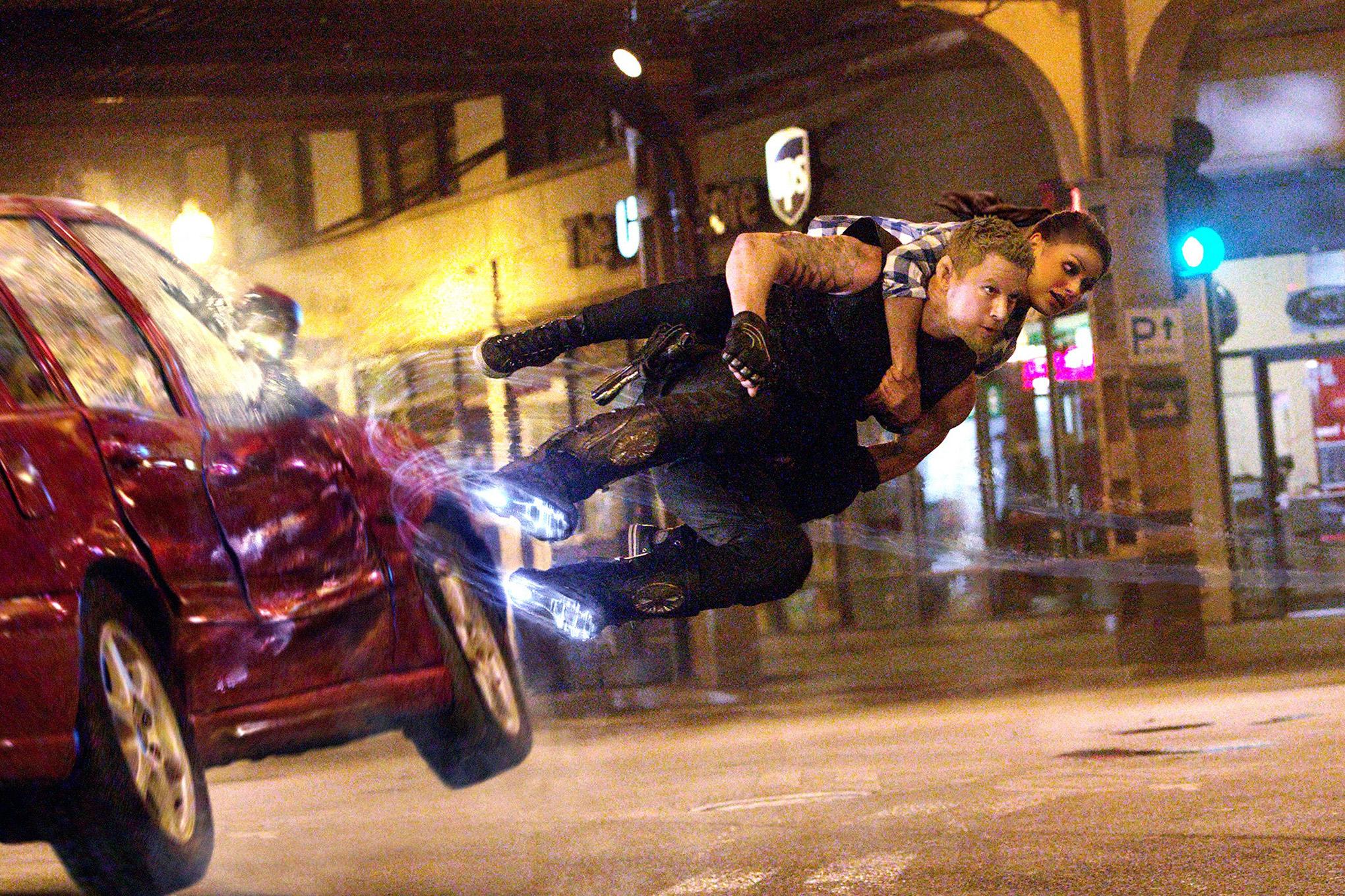A film valójában 127 percnyi számítógépes grafika (forrás: www.ew.com)