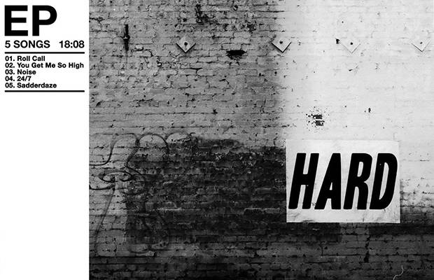 The Neighbourhood – HARD: ötdalos kislemez is erősen tud ütni